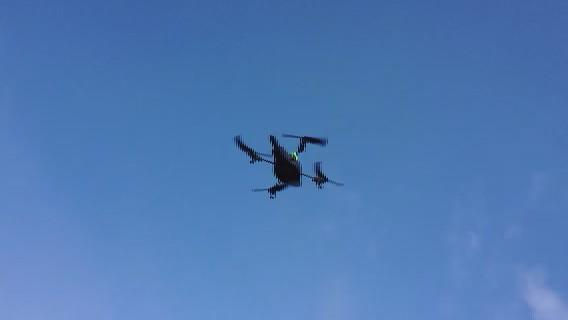 Drone Footage Of Car Crash In Va