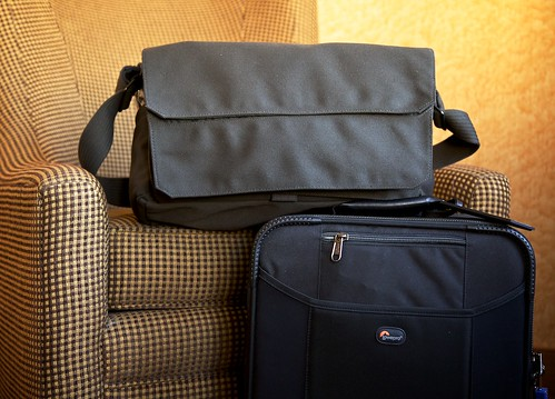 Lowepro Pro Messenger and Roller Lite | by Lowepro