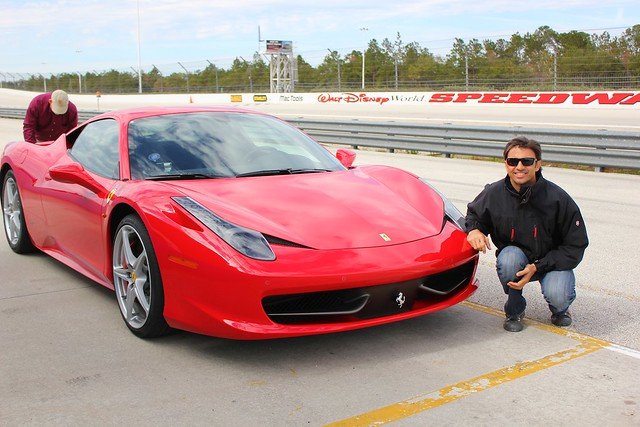 Exotic Car Driving Experience Miami