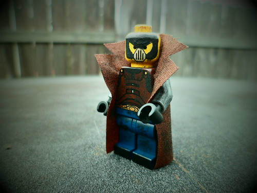 Dark Knight Rises: Bane | by Grant Me Your Bacon!