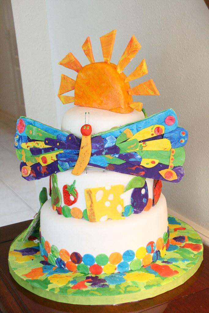 Eric Carle Cake Pan