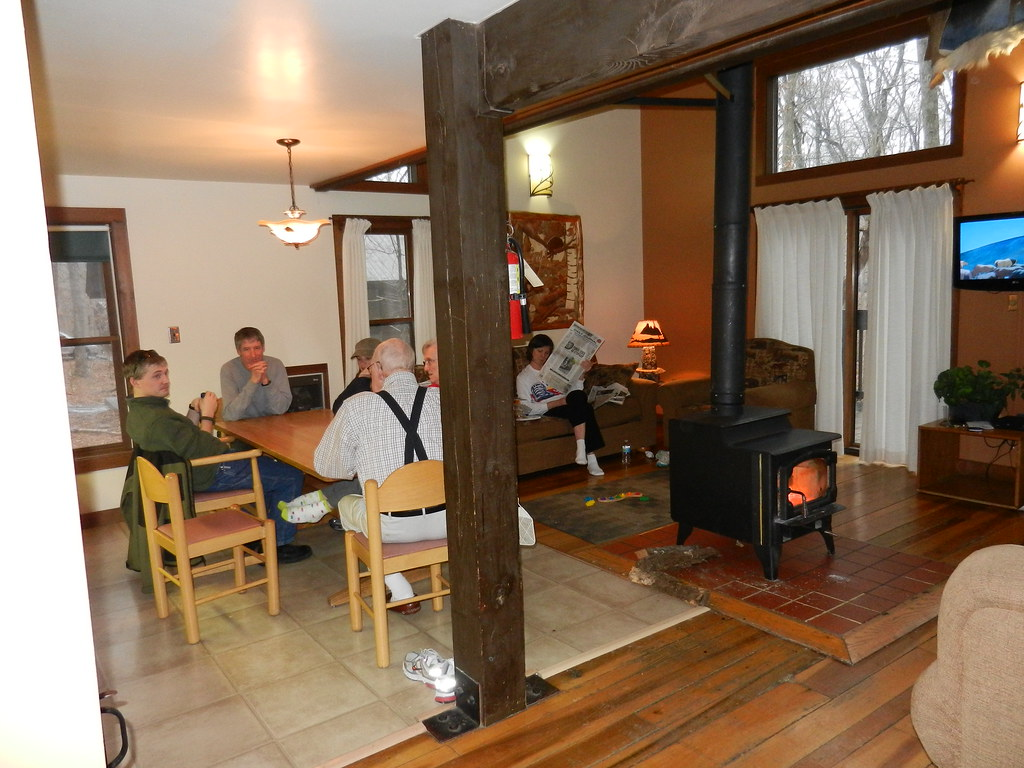 Family cabin at the abe martin lodge brown county state pa for Ponte coperto cabina brown county