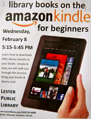 Kindle for Beginners | by Lester Public Library