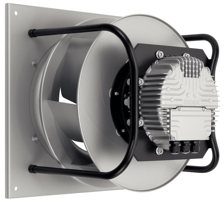 Plug Fan K3G400   Plug fan K3G 400 by ebmpapst EC centrifu      Flickr