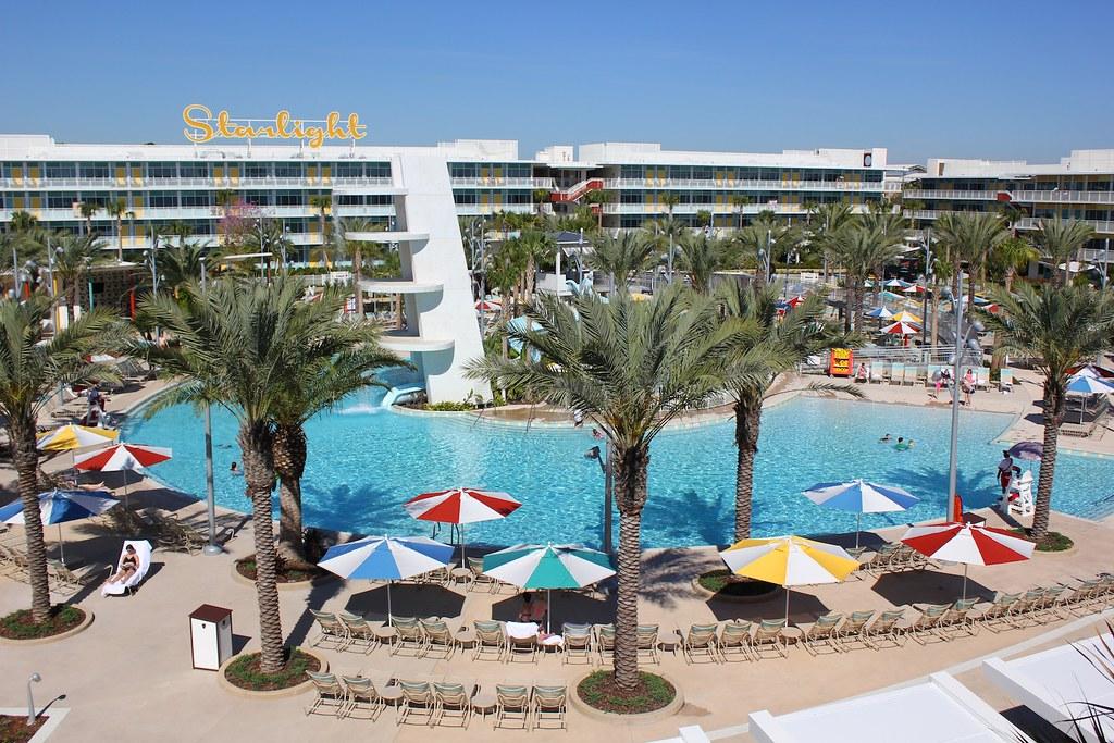 Cabana Bay Beach Resort at Universal Orlando | Ricky Brigante | Flickr