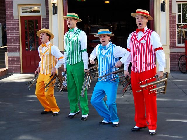 Barber Quartet : Barbershop Quartet Dapper Dans Flickr - Photo Sharing!