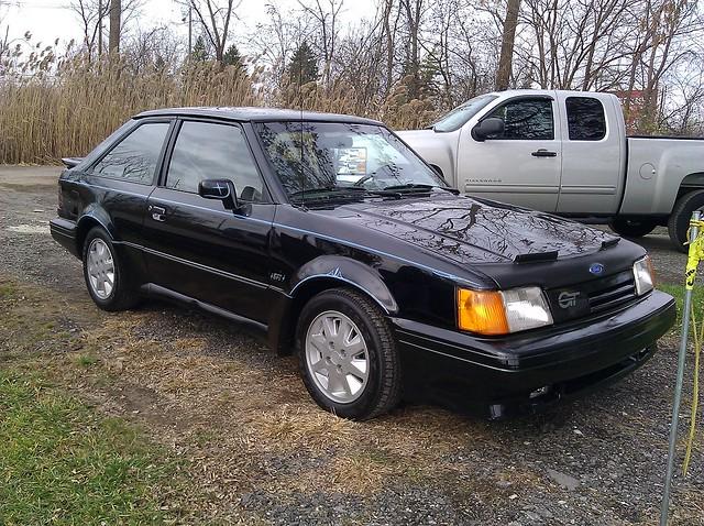 1986 ford escort gt flickr photo sharing