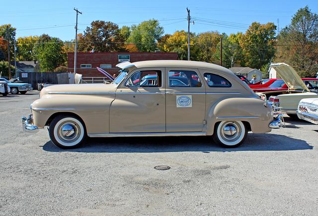 1949 dodge custom 4 door sedan first series 3 of 10 for 1949 dodge 2 door sedan