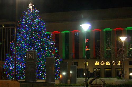 Christmas Lights In Nashville
