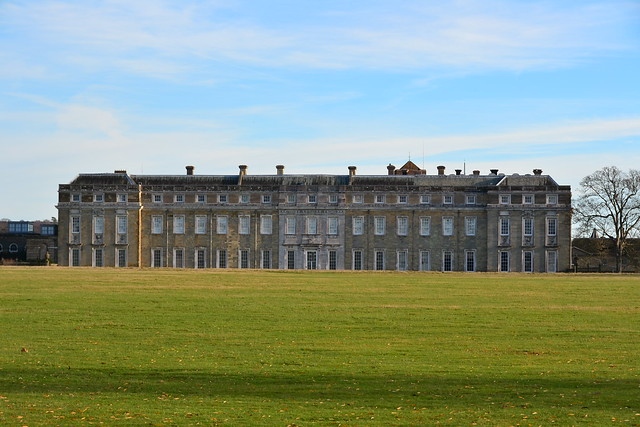 What about Petworth house west sussex and preserved
