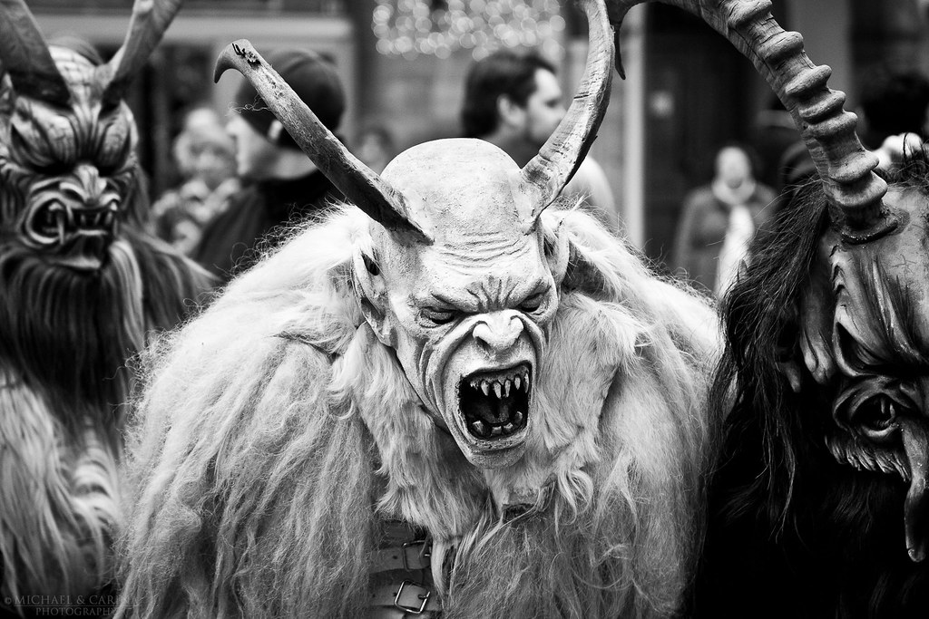 krampus the angry bw for merkur hit the quotlquot key on your