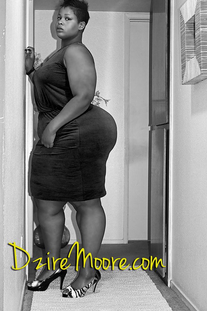 That big black ass