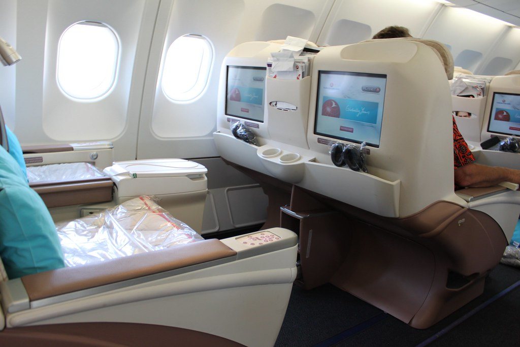 Turkish airlines business class turkish airlines business flickr - Turkish airlines uk office ...