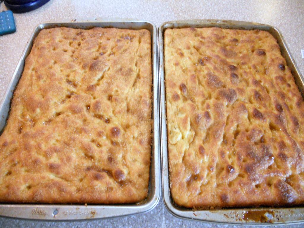 Done! Hello, Moravian Sugar Cake! | pastrychefonline.com/blo ...
