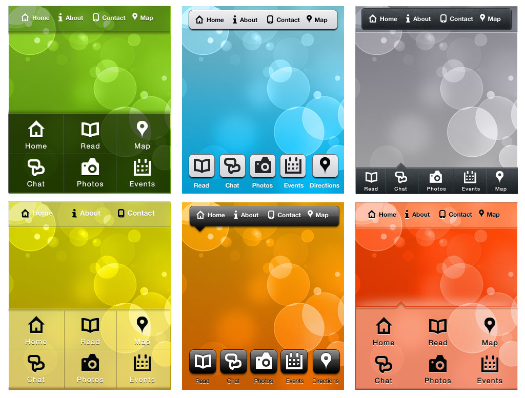 Sharing Ideas App images