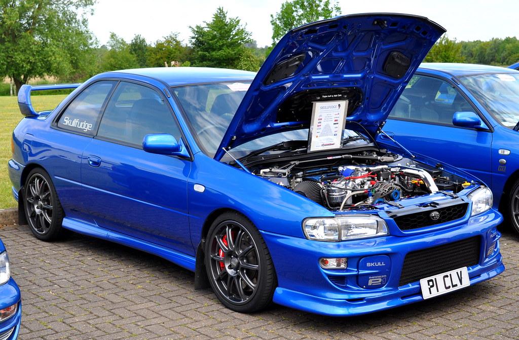 Subaru Wrx Forum >> Subaru Impreza P1 - Prodrive, Banbury | Michael Jenkins | Flickr