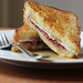 cheese-and-jam french toast sandwiches