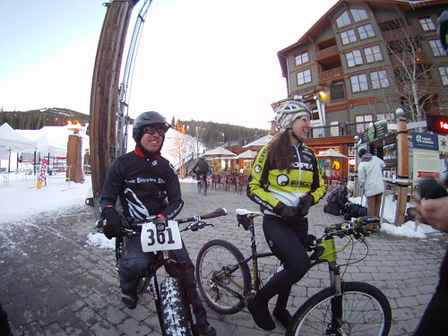 En Fuego Snow Bike Race - Copper Mountain Ski Resort | by Jeff Kerkove