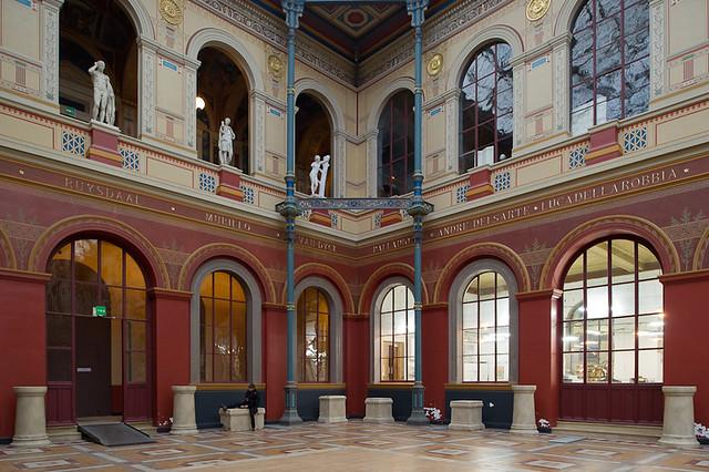 Cour du palais des tudes cole des beaux arts paris 6e - Ecole des beaux arts paris ...