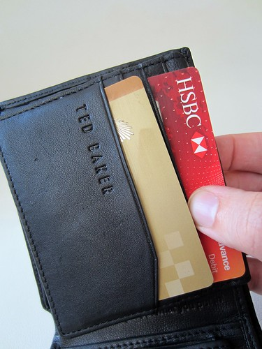 Credit Card in Wallet | by 401(K) 2013