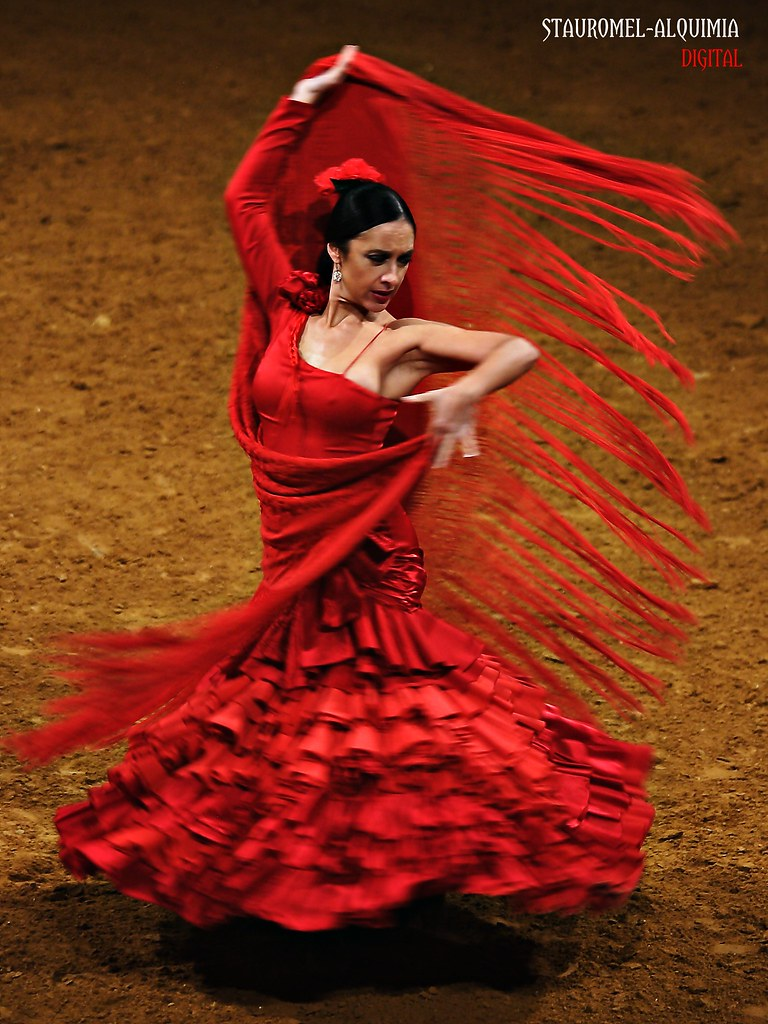 Flamenco - Arte y Pasión   Stauromel-AlquimiaDigital   Flickr