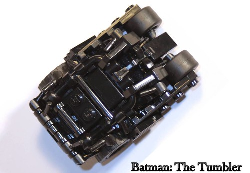 LEGO Micro Tumbler 4 | by George G -