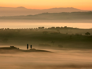 Tuscany Morning #8 | by Corsaro078