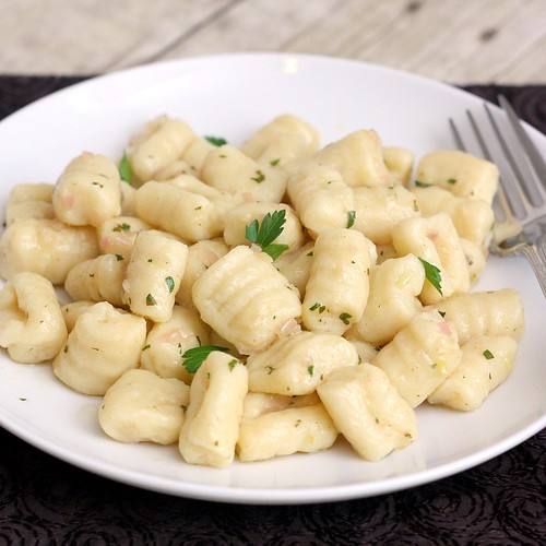 Homemade Gnocchi | by Tracey's Culinary Adventures