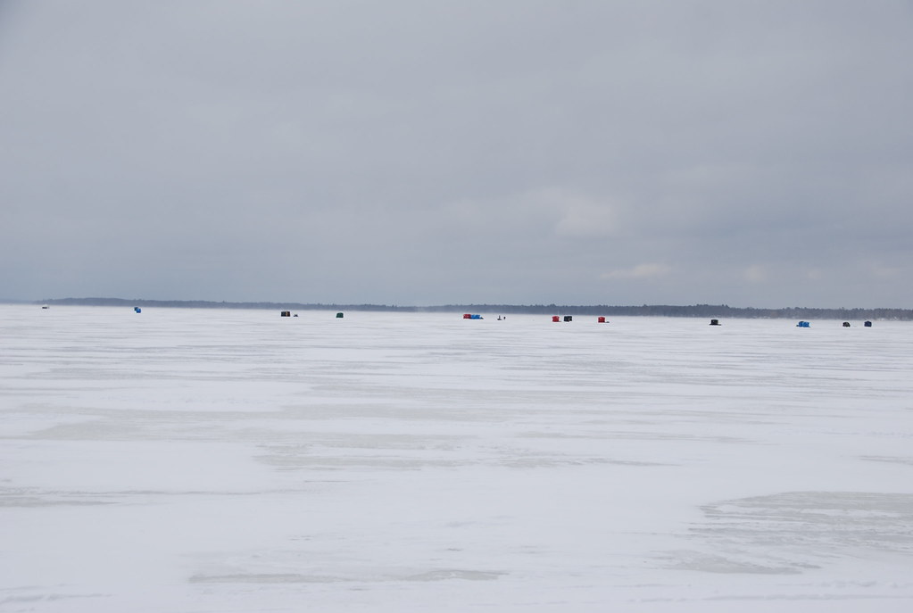 Image Result For Ice Fishing With