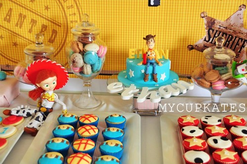 Toy Story Dessert Table Table Setting By Tori Ethan S