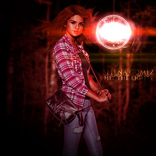 Selena Gomez - Hit The Lights | by ItsLeoArcanjo