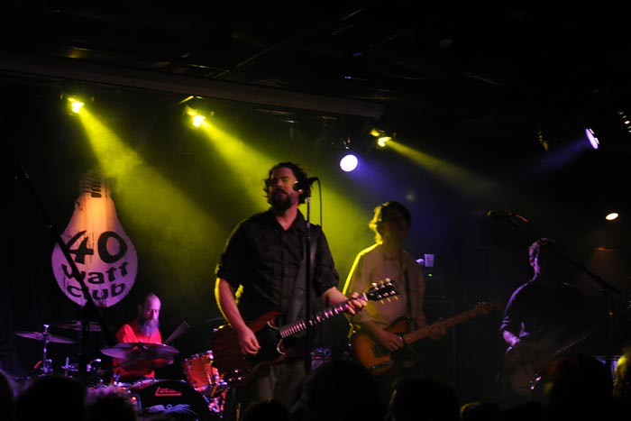Drive By Truckers Anson Rooms  March