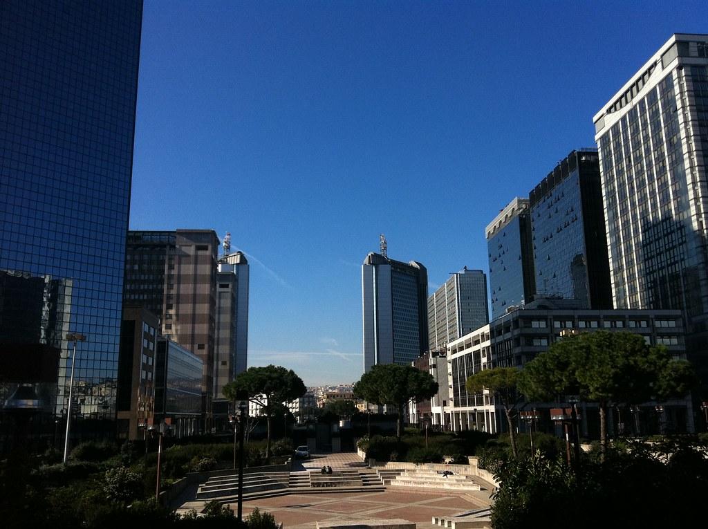 Il Centro Direzionale di Napoli | Il Centro Direzionale di ...