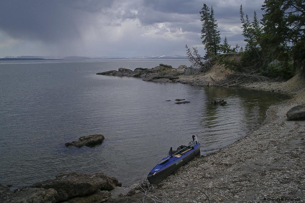 Yellowstone Lake Kayak Tours