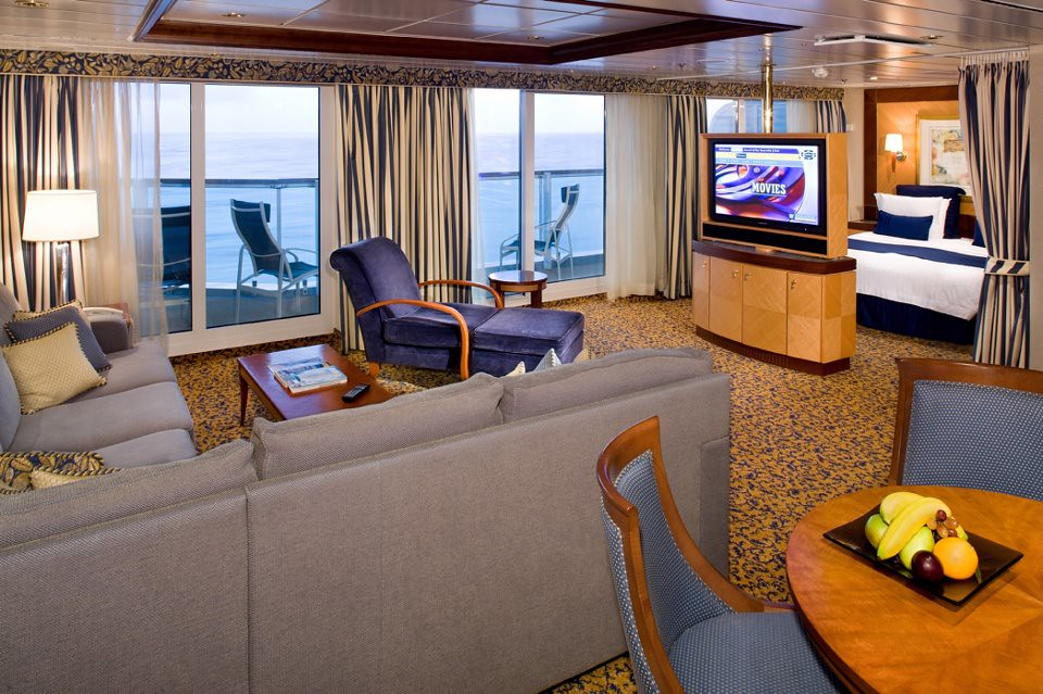 Royal Caribbean Brilliance Of The Seas Owners Suite Flickr