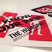 The Horrorist - Stickers
