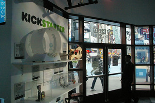 Kickstarter Products at the Wired Store in Times Square | by Shapeways: