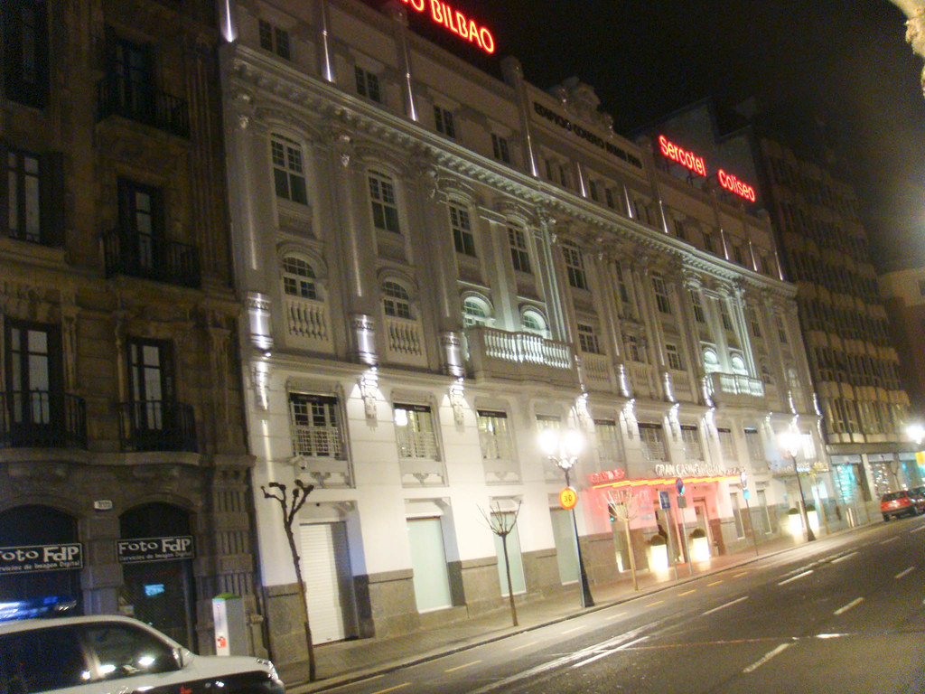 Hotel A Bilbao Espagne