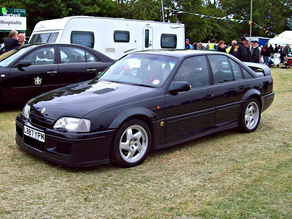 394 vauxhall lotus carlton 1990 92 vauxhall lotus carlto flickr. Black Bedroom Furniture Sets. Home Design Ideas
