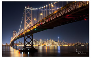 Merry X'mas and happy holidays from the beautiful city with beautiful lights, San Francisco, CA | by james wang photography - wangjam