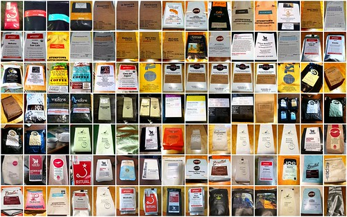 2011 in Empty Coffee Bags | by shotzombies