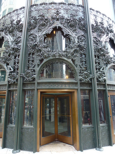 Chicago, IL Carson Pirie Scott & Co. entrance | by army.arch