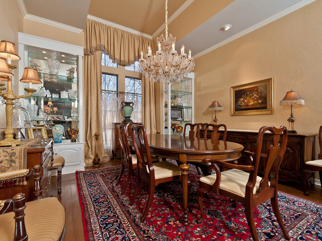Formal Dining Room Realestste