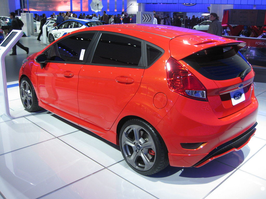 ford fiesta st at naias 2012 for more info and images. Black Bedroom Furniture Sets. Home Design Ideas