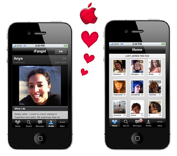 Dating sites for iphone