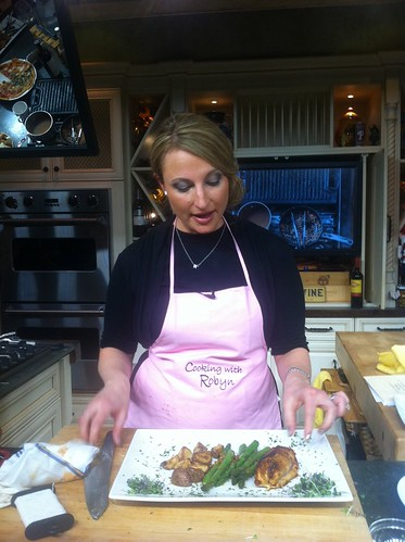 Celebrity Chef Robyn Jones | by Kris Jones Blog