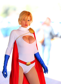 Power Girl 2012 Amazing AZ comic con | by gbrummett