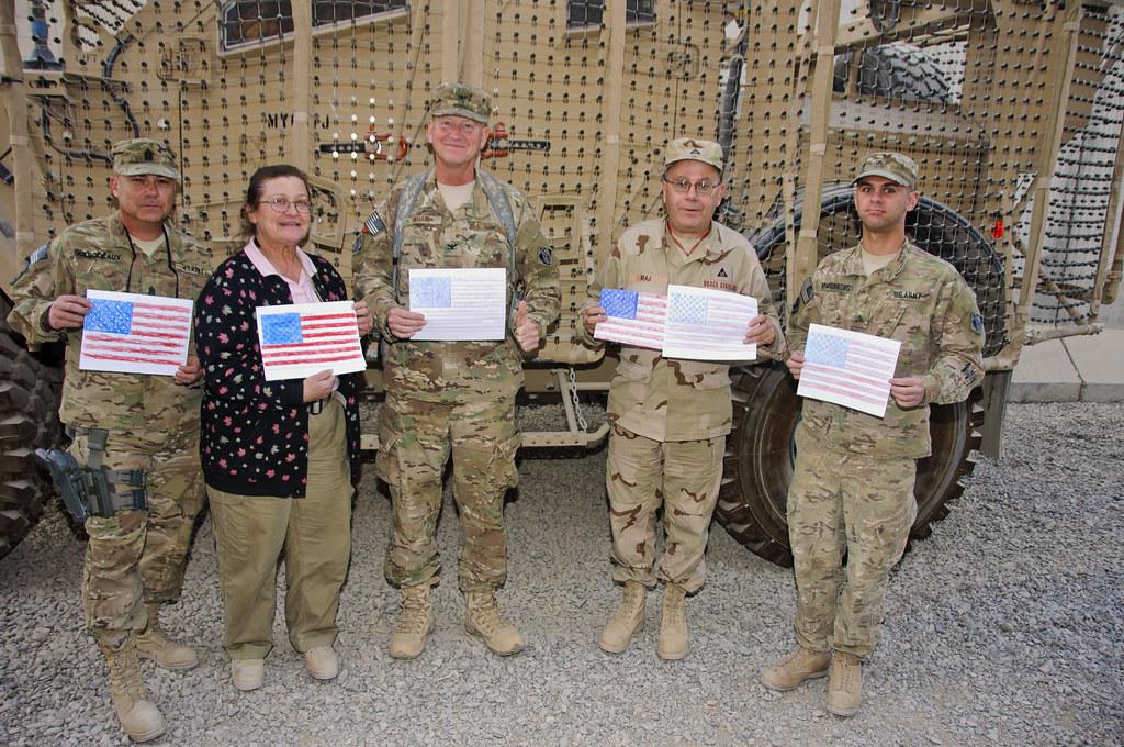 Dallastown Area Intermediate School letters | U.S. Army ...