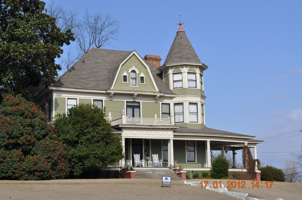 Historic homes in helena arkansas sites in helena for Home builders arkansas
