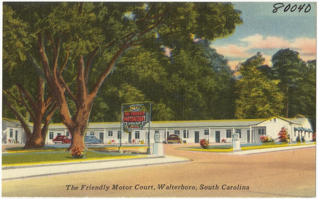 Motels In Walterboro Sc